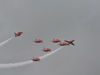 Red Arrows Hawk T.1A